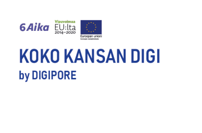 Koko kansan digi Logo